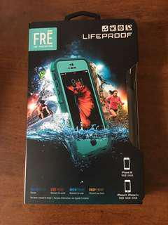 LifeProof case iPhone SE/5/5s