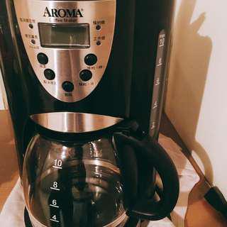 ☕️美國🇺🇸AROMA自動磨豆美式咖啡機