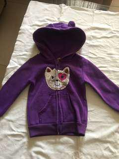 Jacket for girls