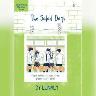 Ebook The Salad Days