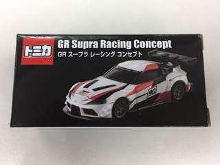 限定 TOMICA GR Supra Racing Concept