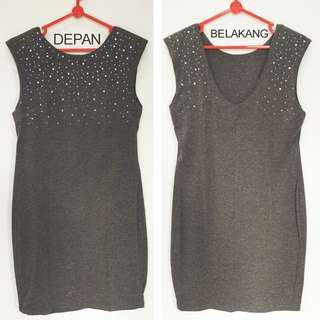 Sparkle Grey Dress