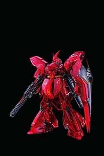 限定 Gundam Docks at HK 3/ 1:100 MG Sazabi Ver.Ka/ 沙薩比 彩透版 / 高達模型