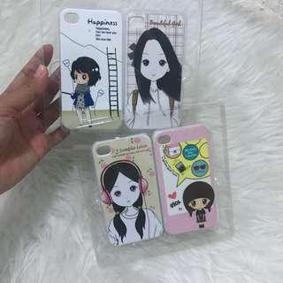 Iphone 4 casing (Girls collection)