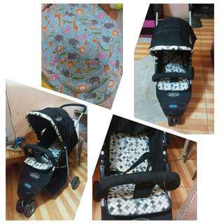 Preloved stroller but well love pls manage ur expectation