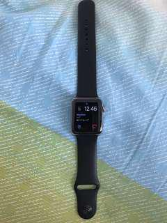 apple watch series 2 stainless