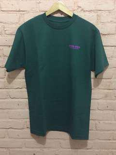 Know Wave Tee (Forest Green)