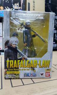 全新 日版 Bandai One piece 海賊王 Figuarts zero FZ 七武海 veriosn Trafalgar Law 羅
