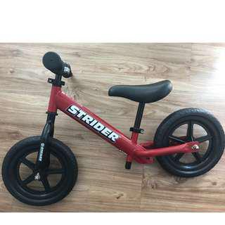 Strider Balance Bicycle