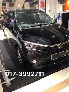 Perodua Bezza Advanced
