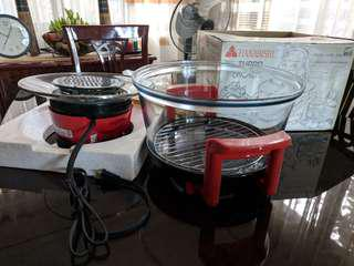 Hanabishi Turbo Broiler Model HTB-128