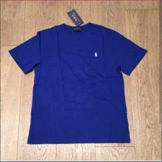Polo Ralph Lauren blue T-shirt