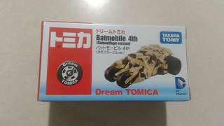 Tomica dream batmobile