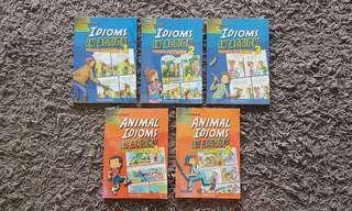Idioms Books