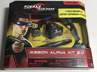 Mission alpha 2.0