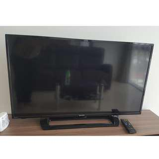 "40"" Sharp LED TV (2 year old)"