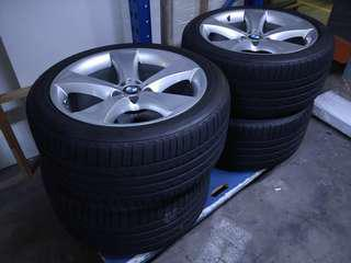 BMW X6 Wheels Used Factory OEM Rims
