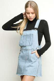 PRICE DROP!! Brandy Melville Overall Dress