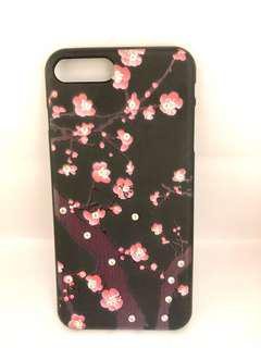 iPhone 7+/8+ Flowery Background casing