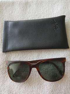 Rayban Classic real glass sunglasses Brown Frames