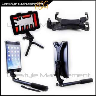 Mobile/Phones/Tablet/Handphone Bracket/Holder/Stand Selfie Universal Retractable Handheld Monopod