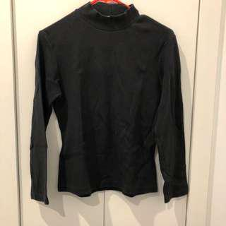 longsleeves turtle neck top