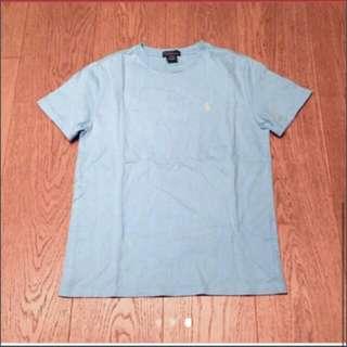 Polo Ralph Lauren light blue T-shirt