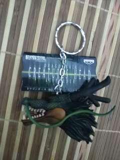 龍珠 Dragon Ball 神龍頭 匙扣 包郵