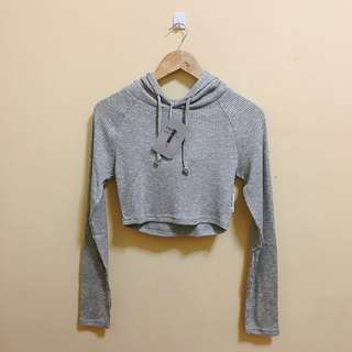 Authentic Gymshark Slounge Cropped Pullover