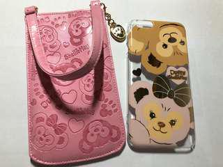 Disney Duffy ShellieMay iPhone6/6s case殻