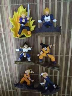 龍珠Z Dragon Ball Z 盒蛋 6個 包郵