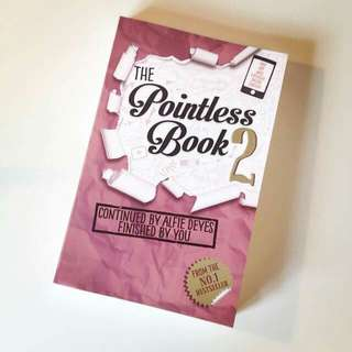 Pointless Book 2 by Arnold Deyes