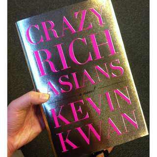 Crazy Rich Asian - PDF book