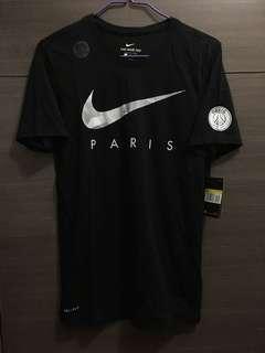 Nike PSG T-Shirt 巴黎聖日耳門 Tee adidas 足球 衣服 衫