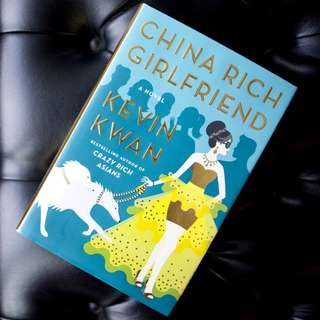 China Rich Girlfriend PDF Book