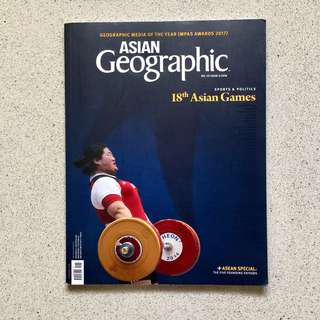 Asian Geographic: Current Issue 3/2018