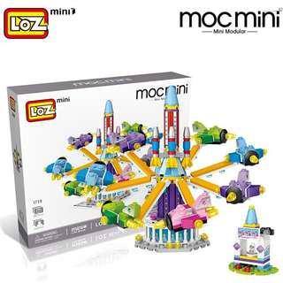 Loz Mini Modular Block