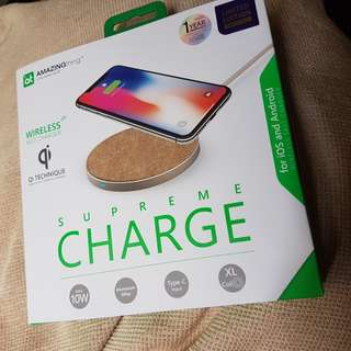 AMAZINGthing SQ-02 無線快速充電器 wireless fast charger Mobile phone iPhone iOS android