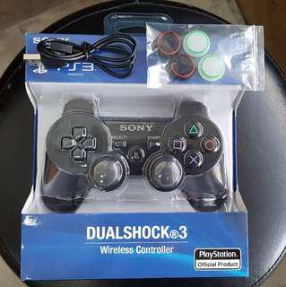 COPY gred AAA Ps3 controller joystick remote ds3 dualshock playstation 3 wireless
