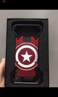 Captain America Metal Casing for SAMSUNG NOTE 5