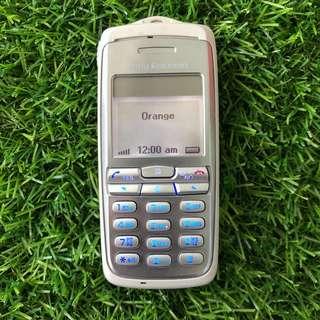 原裝行貨 Sony Ericsson T600 迷你三頻