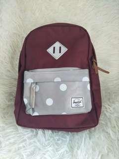 Herschel backpack authentic