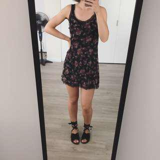 Arianna slip dress