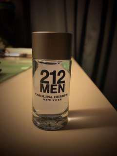 212 Men Perfume Original Miniature