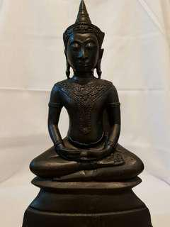Old Ayuthaya Phra Chai. 9 inch height. Interested pm