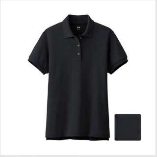 [Uniqlo] Stretch Pique Polo Shirt (Medium-Restock)