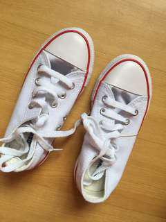 Mall defect Converse White