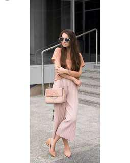 Topshop Pleated Trouser