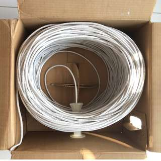 AMP NETCONNECT ENHANCED CAT5 CABLE
