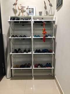 Preloved rak sepatu